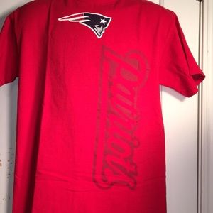 NEW ENGLAND PATRIOTS TEE SHIRT